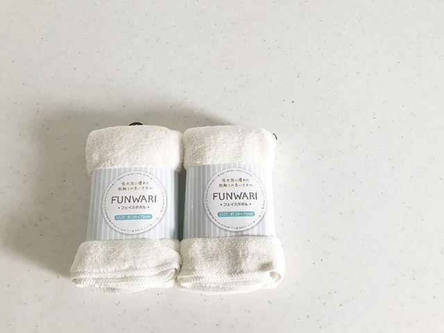 汗や手拭きに役立つタオル