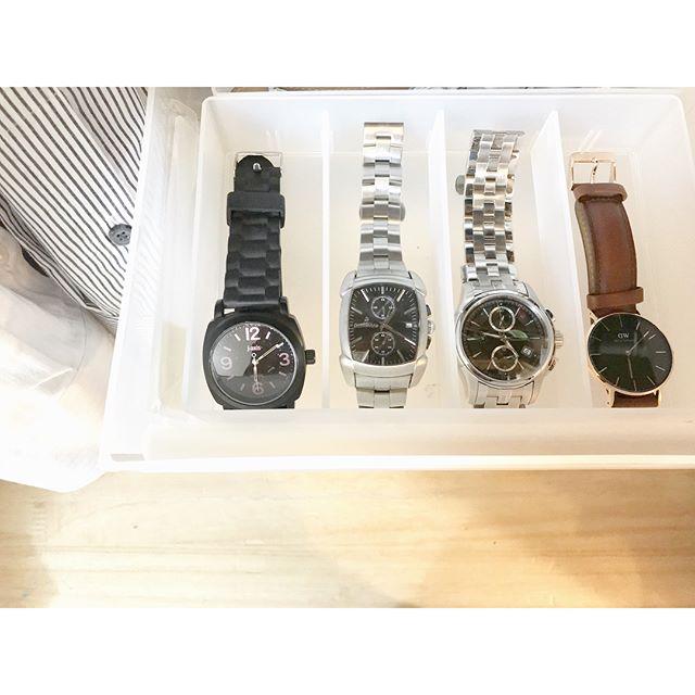 腕時計 収納3