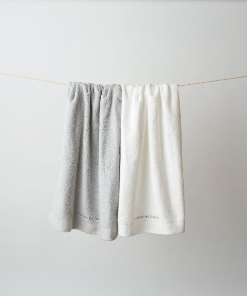 [UNiCASE] COTTON BATH TOWEL SET/コットンバスタオル 2枚セット