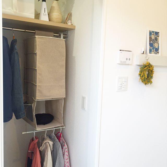 玄関の収納アイデア8