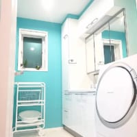 洗面所におすすめのアクセントクロス特集!おしゃれな壁紙でコーディネートしよう