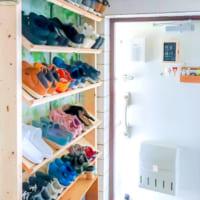 靴の収納が狭い…悩みを解決してくれるみんなのアイデアを大特集!