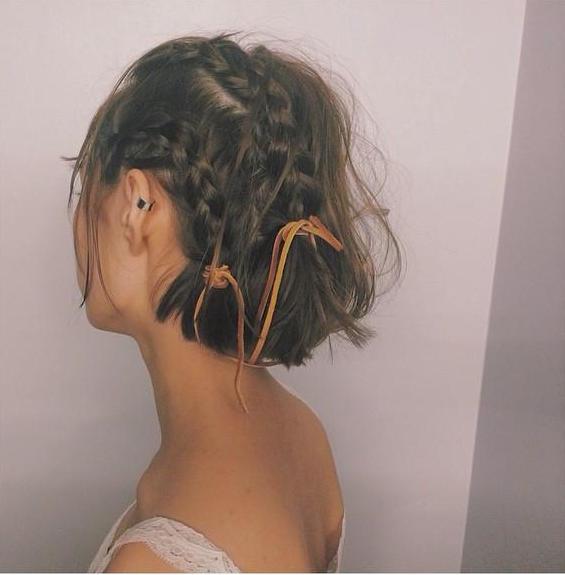 夏フェスにおすすめの髪型《ボブ》2