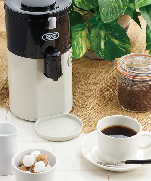 全自動のミル付コーヒーメーカー