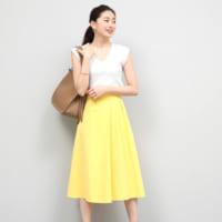 【2020夏】低身長の大人女子コーデ特集!スタイルアップが叶う着こなしをチェック