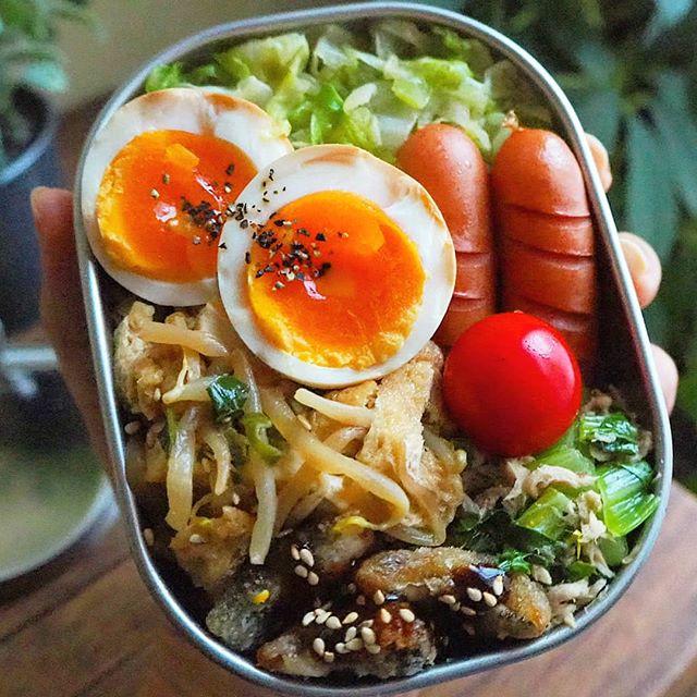 美味しい炒め物の人気レシピ《お弁当》8