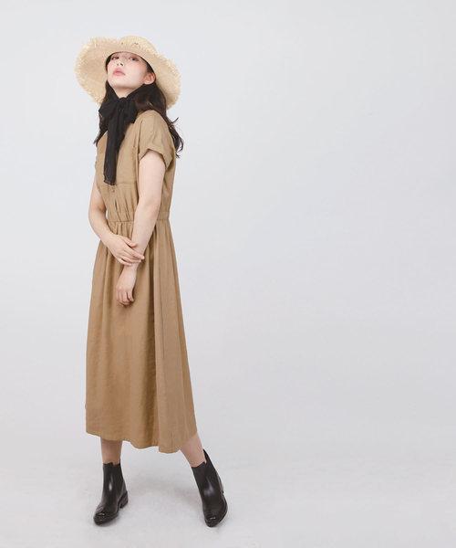 [aimoha] オックスフォード風ショートレインブーツ