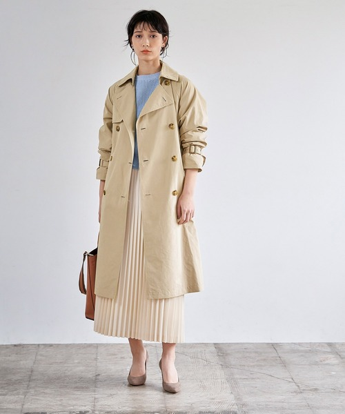 [ADAM ET ROPE'] TRENCH COAT