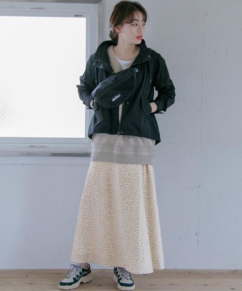 [URBAN RESEARCH] マイルドレオパードスカート