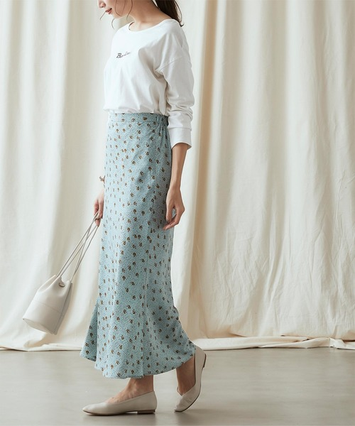 [titivate] マーメイドスカート