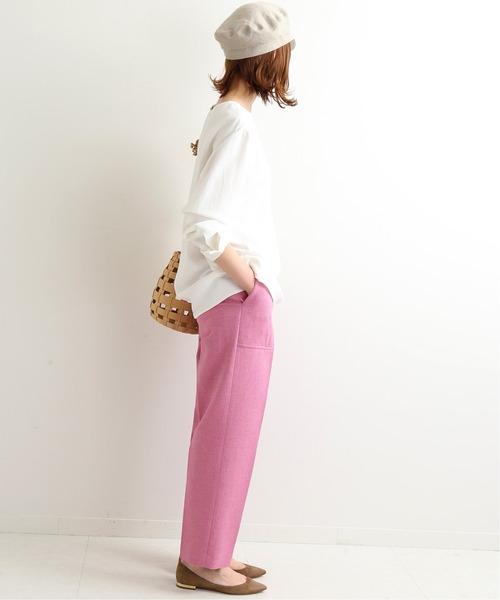 【軽井沢】7月に最適な服装《パンツ》