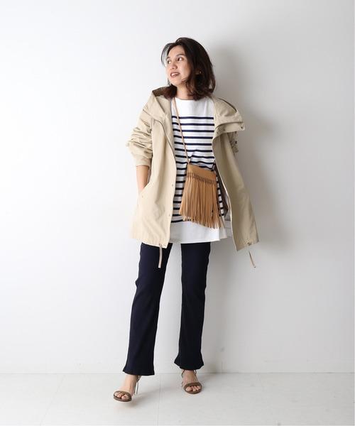 米駝色防風外套