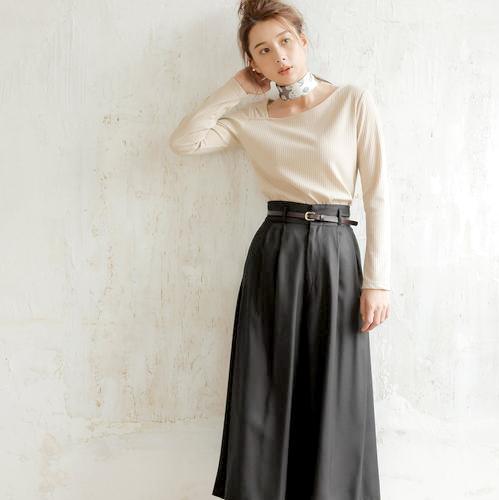 春に似合うのはやっぱり「スカート」♡大人のスカートコーデ15選♡