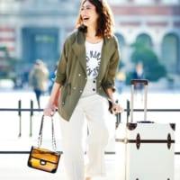 【2020最新】白ワイドパンツの夏コーデ特集!40代に似合う上級者の着こなしテク