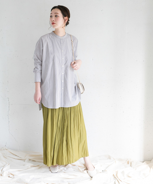 [URBAN RESEARCH ROSSO WOMEN] チュニックシャツ