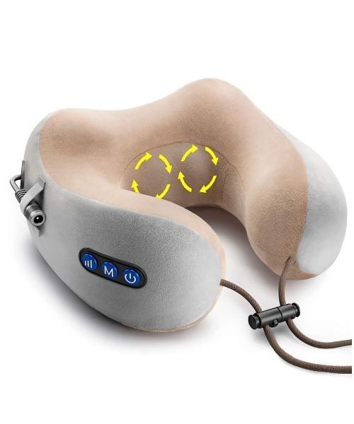 USB充電式のネックマッサージャー