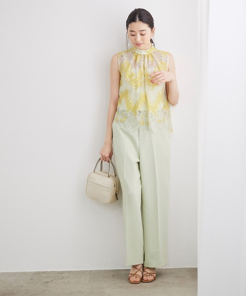 【韓国】7月におすすめの服装:パンツ3