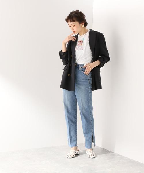 [JOURNAL STANDARD] TWトロWブレストジャケット