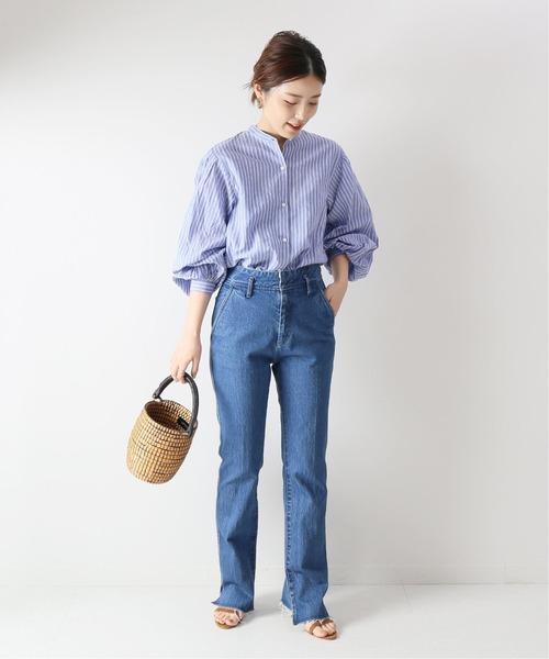 【韓国】7月におすすめの服装:パンツ4