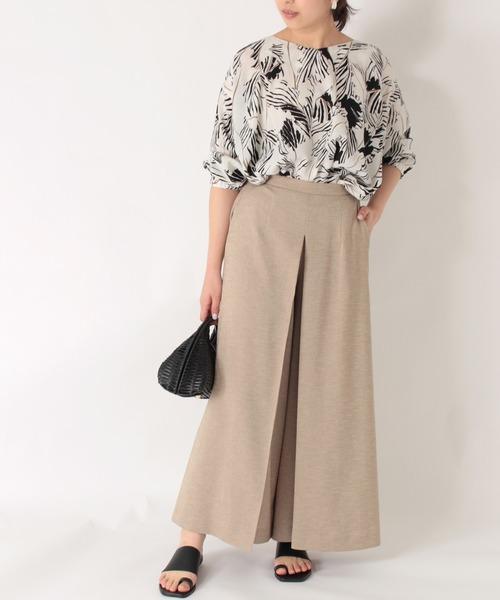 【沖縄】7月に最適な服装《パンツ》