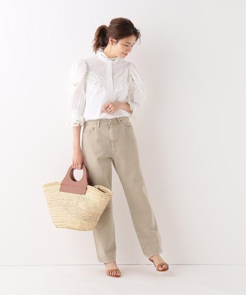 【韓国】7月におすすめの服装:パンツ5