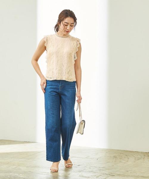 【韓国】7月におすすめの服装:パンツ6