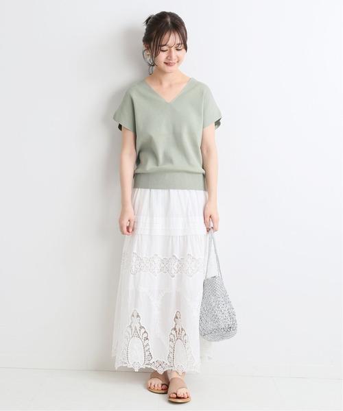 【韓国】7月におすすめの服装:スカート2
