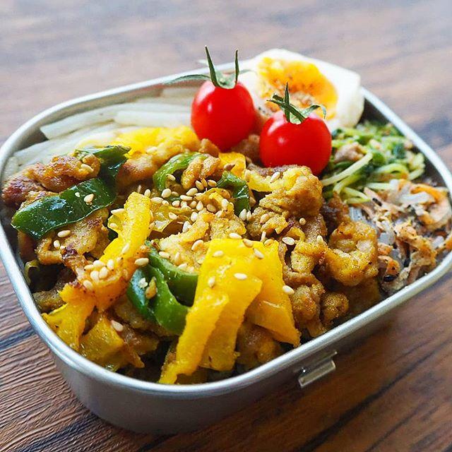 美味しい炒め物の人気レシピ《お弁当》6