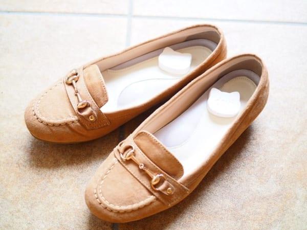 お気に入りの靴ケアに♪珪藻土シューズドライ