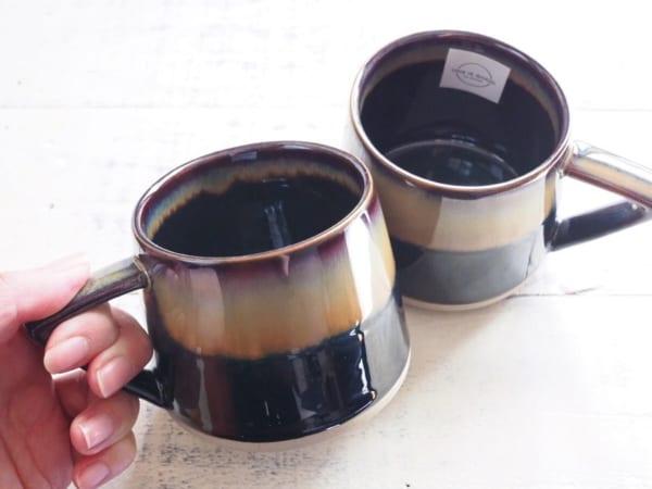 アイテム(1)アンティークマグカップ