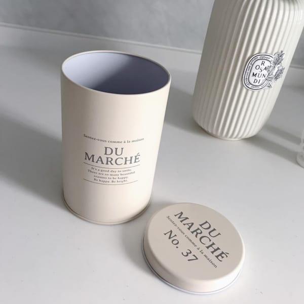 ロマンティックな雰囲気のマルチ缶