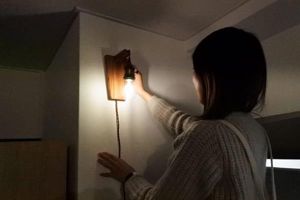 壁掛け照明11
