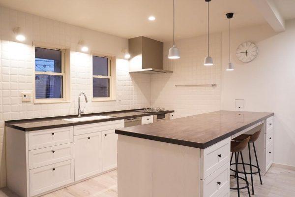 キッチン 照明5