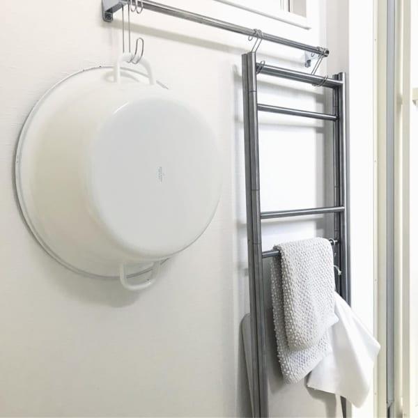 浴室グッズの収納2