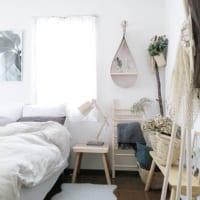 寝室におすすめのカーテン特集!人気のカラー・柄でリラックスインテリアを作ろう