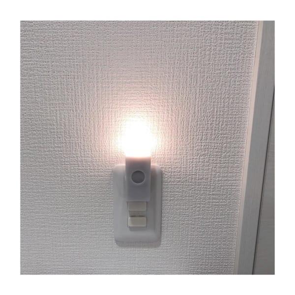 無印良品のサポートライト3