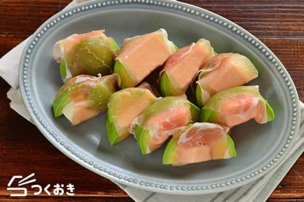 ワインに合う生ハムのアレンジおつまみレシピ5