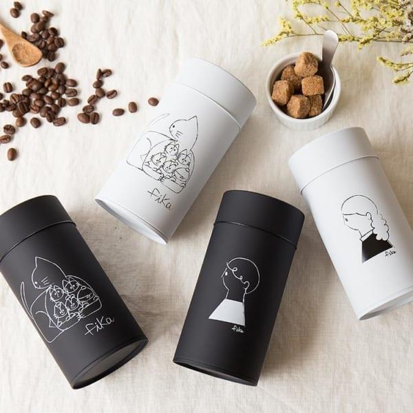 コーヒー缶