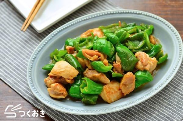 ピーマンのおつまみで人気のレシピ《中華》12