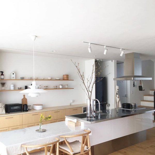 キッチン 照明12