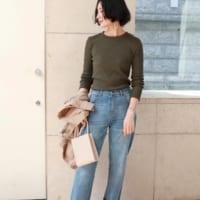 【30代】春ファッション♪今っぽくキマる大人のデニムコーデ20選♡