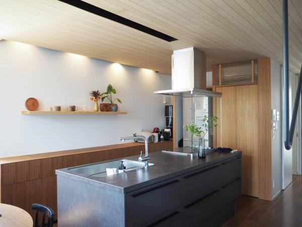 キッチン 照明15