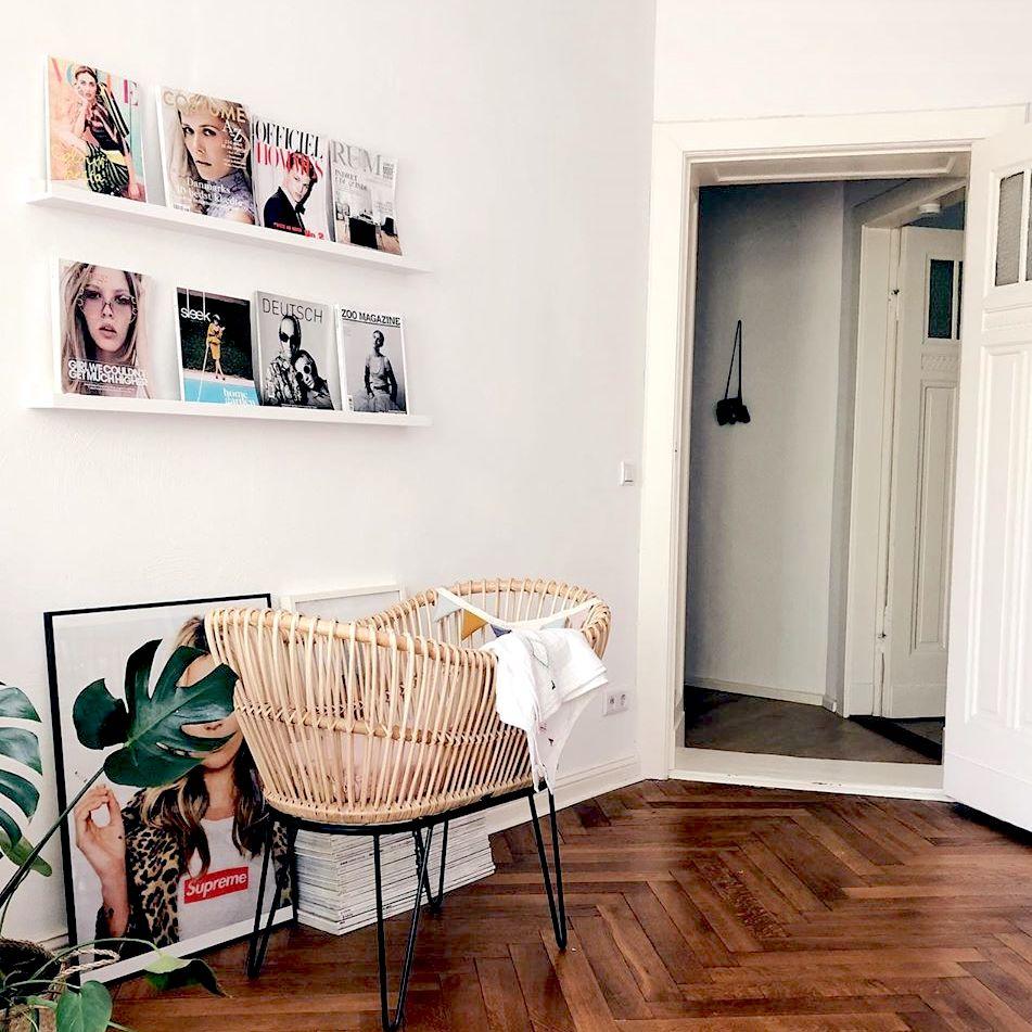 壁面を使って素敵な空間に♡壁面インテリア&おしゃれな飾り方を伝授!