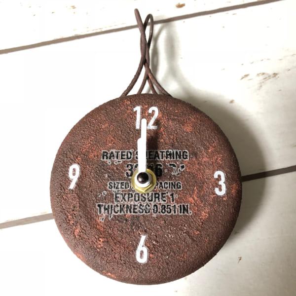 100均 時計 DIY8