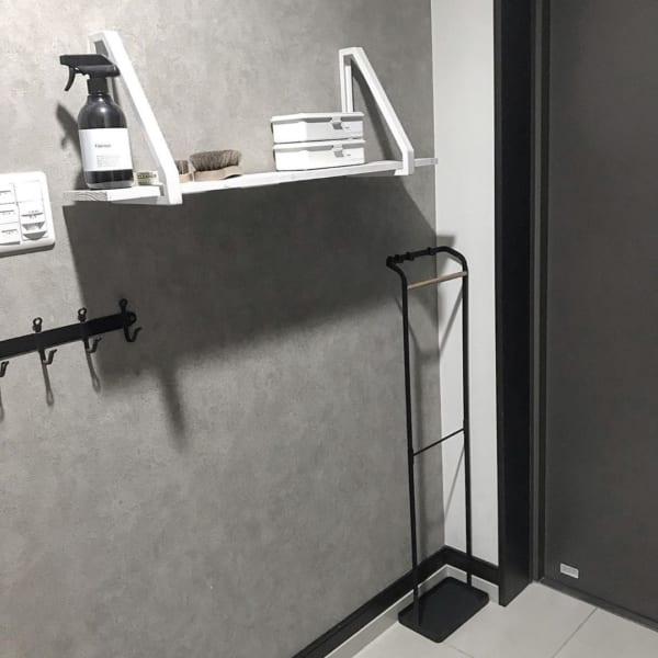 玄関収納アイデア7