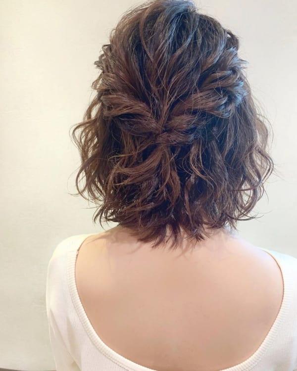 剛毛な女性におすすめのボブヘアアレンジ8