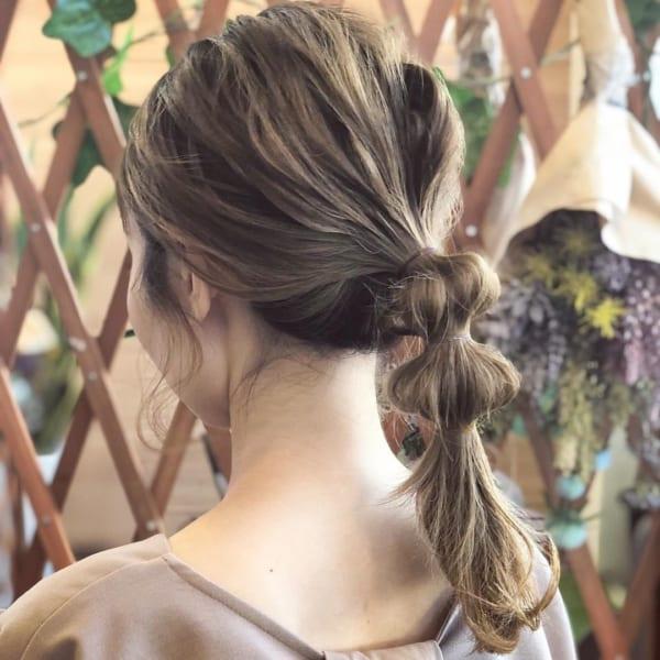 剛毛な女性におすすめのロングヘアアレンジ7