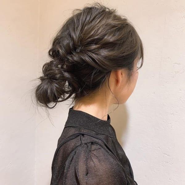 夏フェスにおすすめの髪型《ロング》6