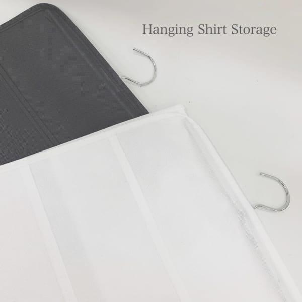 吊り下げシャツ収納【ダイソー】