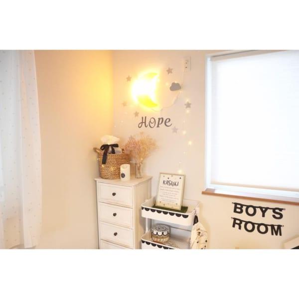 子供部屋収納アイデア14